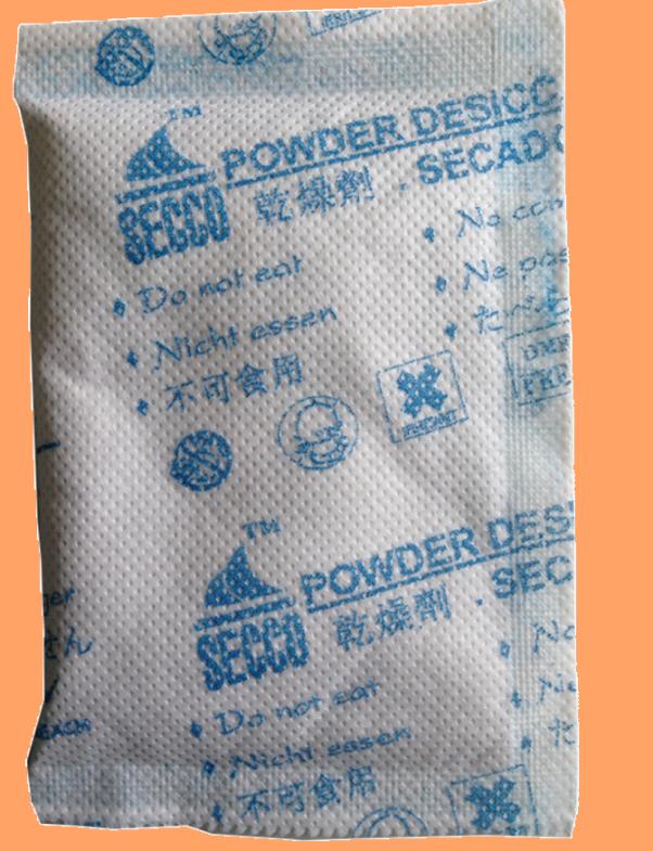 Bột hút ẩm secco, gói bột chống ẩm tphcm